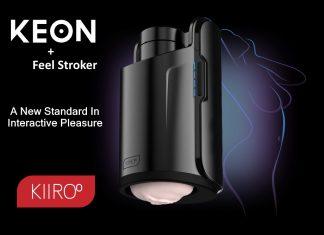 KIIROO Adds KEON Interactive Stroker