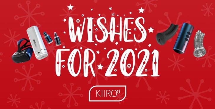 2020 Holiday Promotions Kiiroo