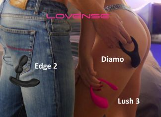 Interactive Cock Ring Diamo Among New Lovense Toys