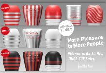 New TENGA CUP Series Launches