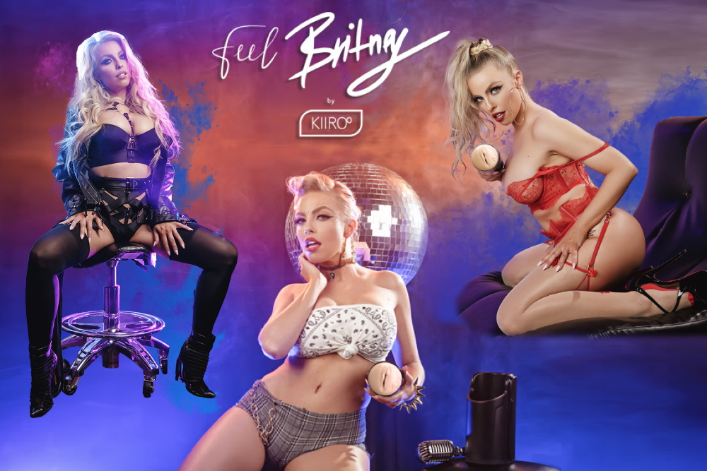 Kiiroo Feel Stars Collection Launches With Britney Amber Stroker