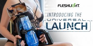 Universal Launch - Fleshlight's New Automated Stroking Device